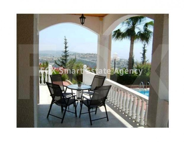 To Rent 4 Bedroom  House in Agios tychonas, Agios Tychon, Limassol 3