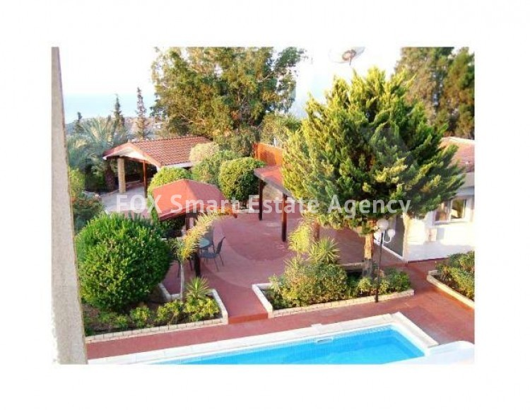 To Rent 4 Bedroom  House in Agios tychonas, Agios Tychon, Limassol 4