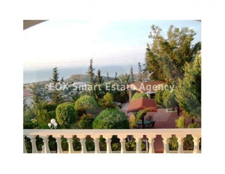 To Rent 4 Bedroom  House in Agios tychonas, Agios Tychon, Limassol 5