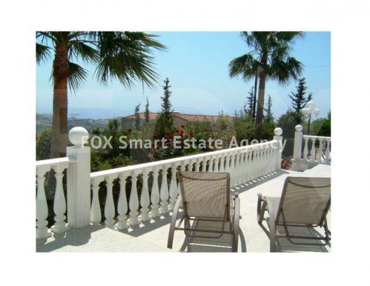 To Rent 4 Bedroom  House in Agios tychonas, Agios Tychon, Limassol 6
