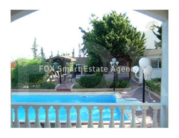 To Rent 4 Bedroom  House in Agios tychonas, Agios Tychon, Limassol 7