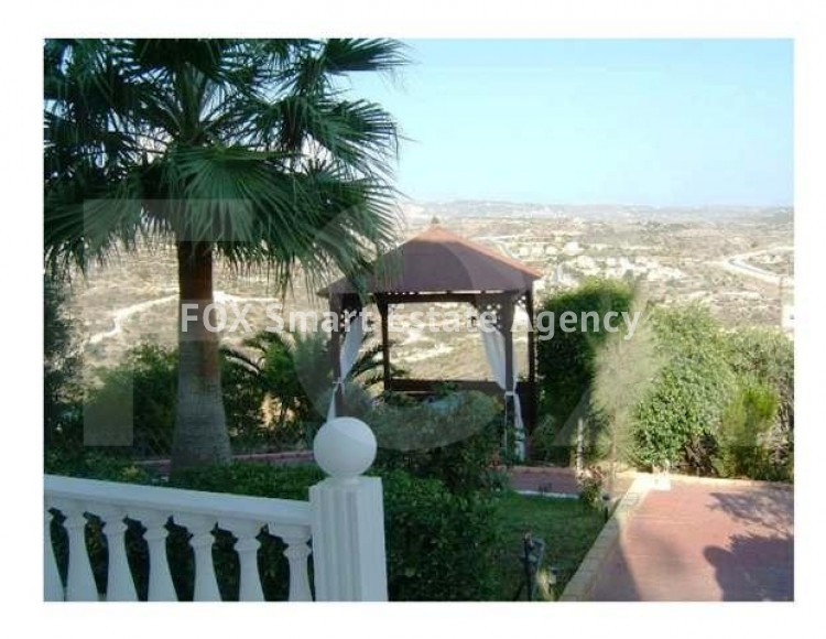 To Rent 4 Bedroom  House in Agios tychonas, Agios Tychon, Limassol 9