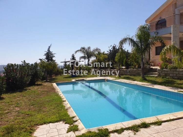 For Sale 5 Bedroom  House in Pyrgos Lemesou, Limassol 11