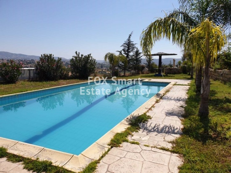 For Sale 5 Bedroom  House in Pyrgos Lemesou, Limassol 12