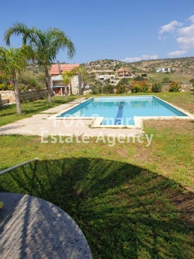 For Sale 5 Bedroom  House in Pyrgos Lemesou, Limassol 13