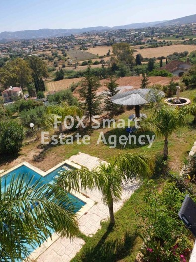 For Sale 5 Bedroom  House in Pyrgos Lemesou, Limassol 2