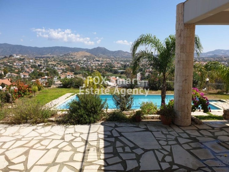 For Sale 5 Bedroom  House in Pyrgos Lemesou, Limassol 6