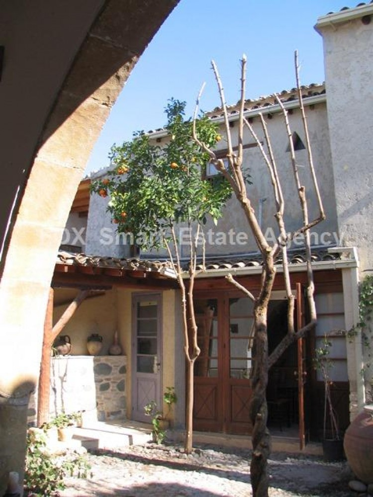 For Sale 5 Bedroom Detached House in Pera orinis, Pera, Nicosia 16