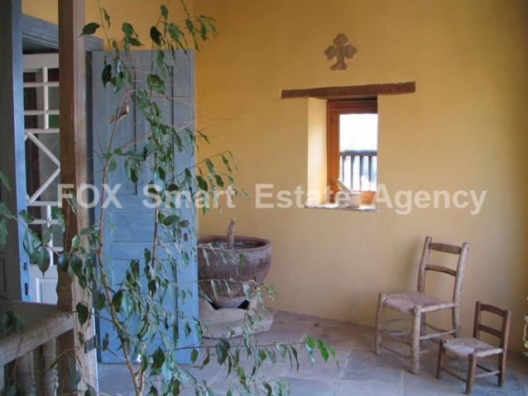For Sale 5 Bedroom Detached House in Pera orinis, Pera, Nicosia 18