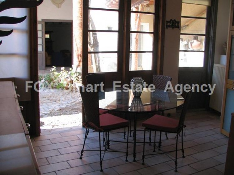 For Sale 5 Bedroom Detached House in Pera orinis, Pera, Nicosia 19