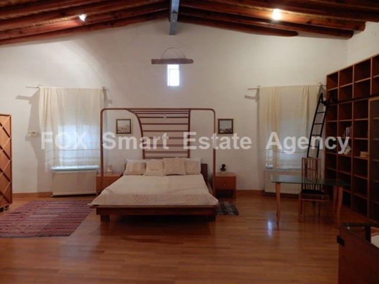 For Sale 5 Bedroom Detached House in Pera orinis, Pera, Nicosia 20