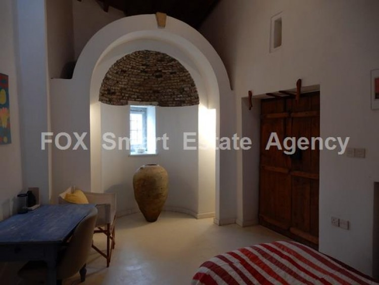 For Sale 5 Bedroom Detached House in Pera orinis, Pera, Nicosia 26