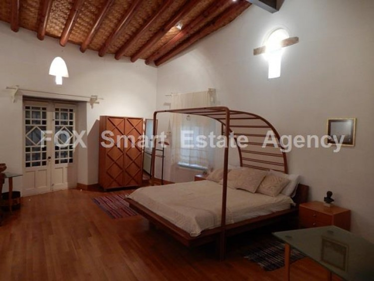 For Sale 5 Bedroom Detached House in Pera orinis, Pera, Nicosia 29