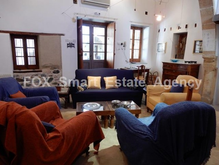 For Sale 5 Bedroom Detached House in Pera orinis, Pera, Nicosia 33