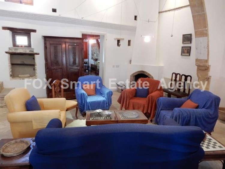 For Sale 5 Bedroom Detached House in Pera orinis, Pera, Nicosia 34