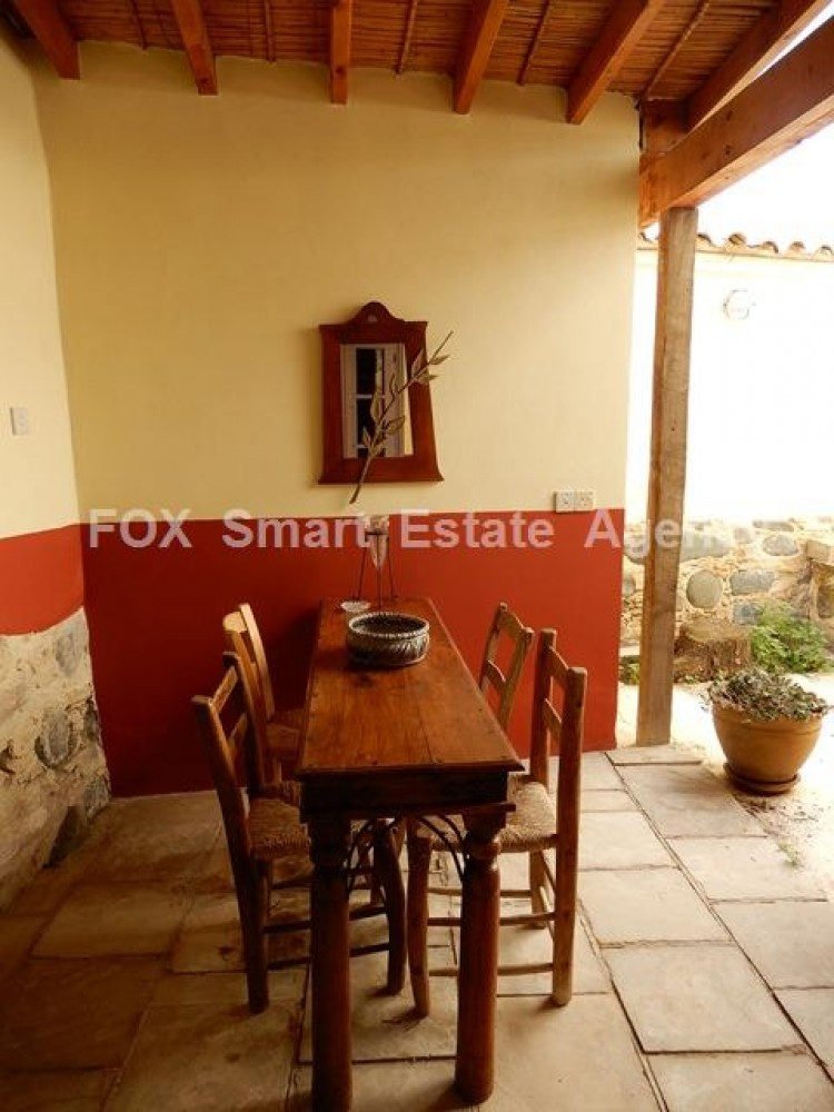 For Sale 5 Bedroom Detached House in Pera orinis, Pera, Nicosia 35