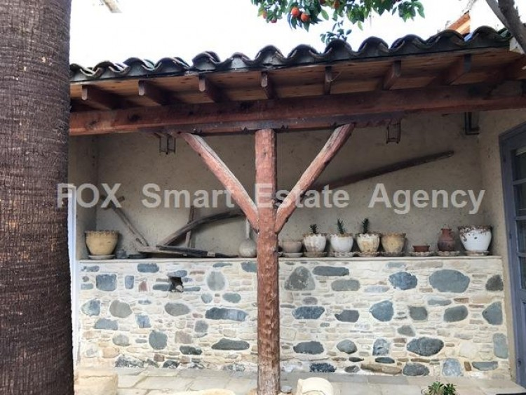 For Sale 5 Bedroom Detached House in Pera orinis, Pera, Nicosia 7