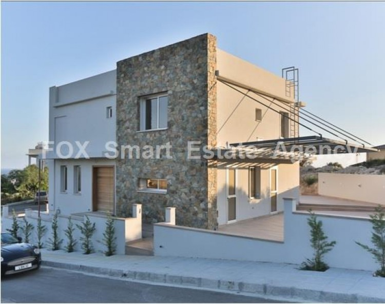 For Sale 4 Bedroom Detached House in Agios tychon, Limassol