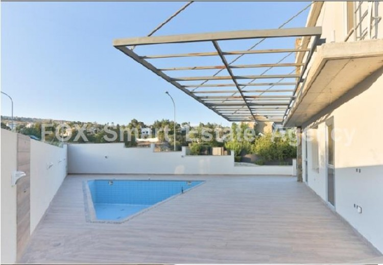 For Sale 4 Bedroom Detached House in Agios tychon, Limassol 2