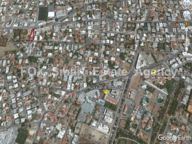 Plot in Agios dometios, Nicosia 2