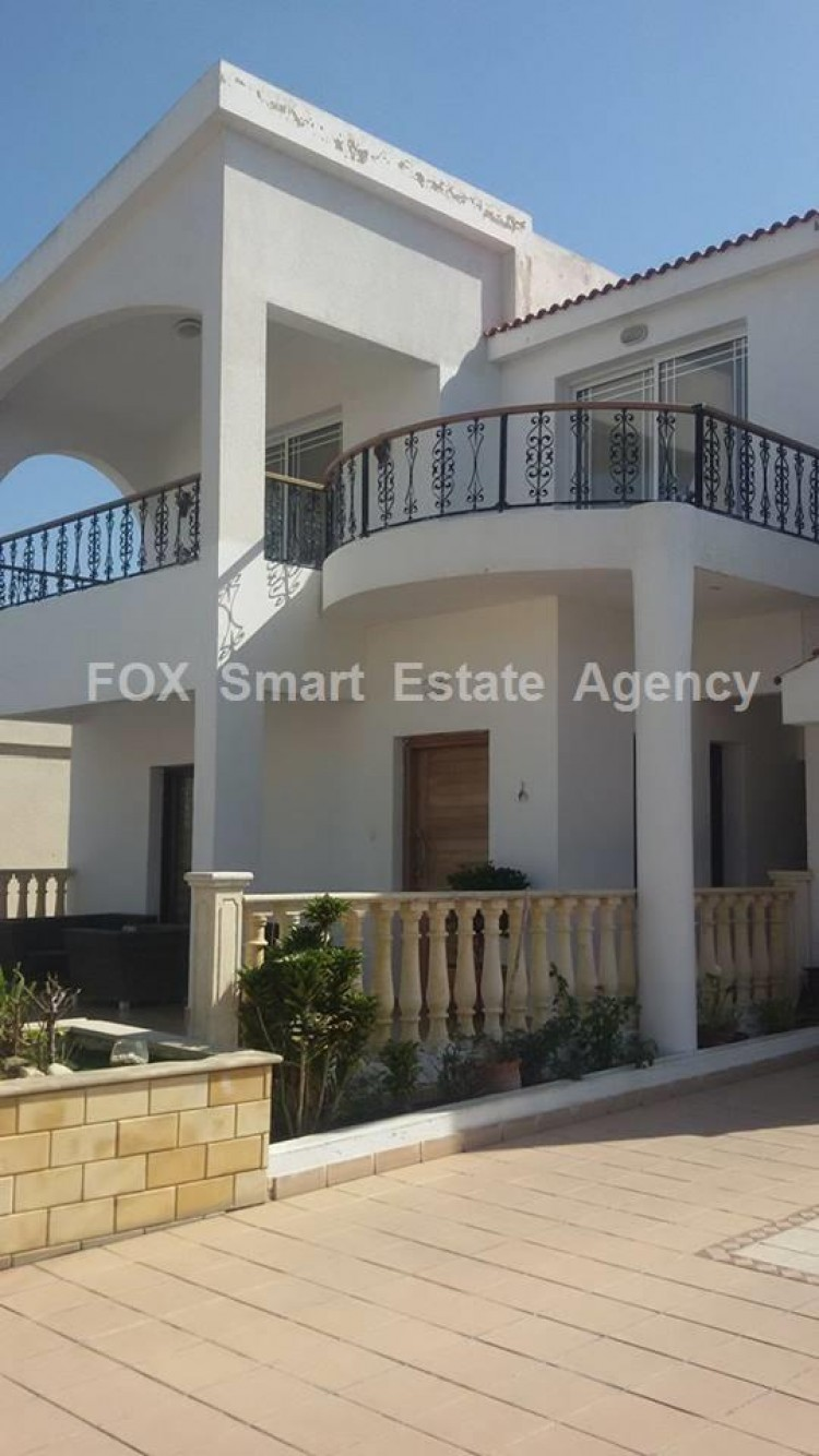 For Sale 3 Bedroom Detached House in Elea, Geroskipou, Paphos