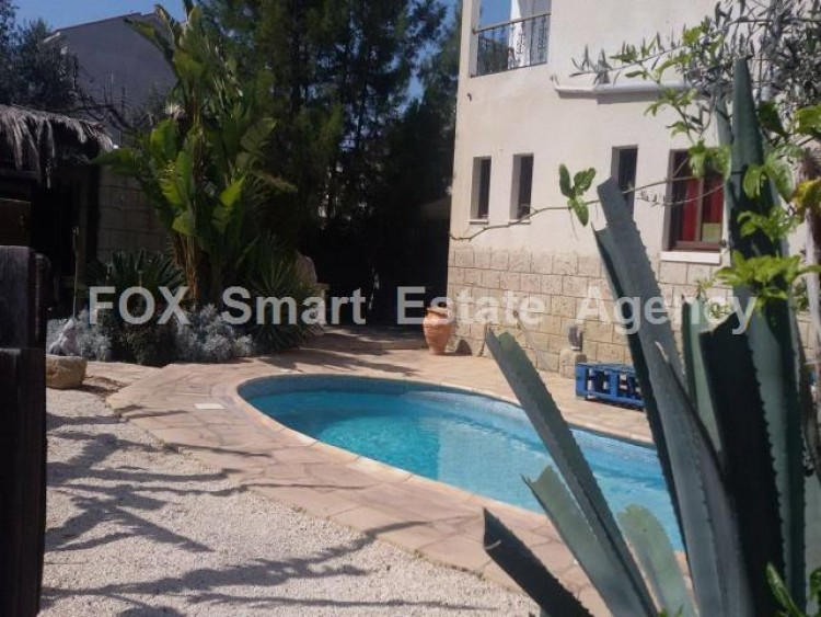 For Sale 3 Bedroom Detached House in Elea, Geroskipou, Paphos 35