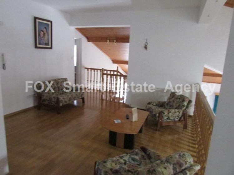 For Sale 3 Bedroom Detached House in Kapedes, Nicosia 17