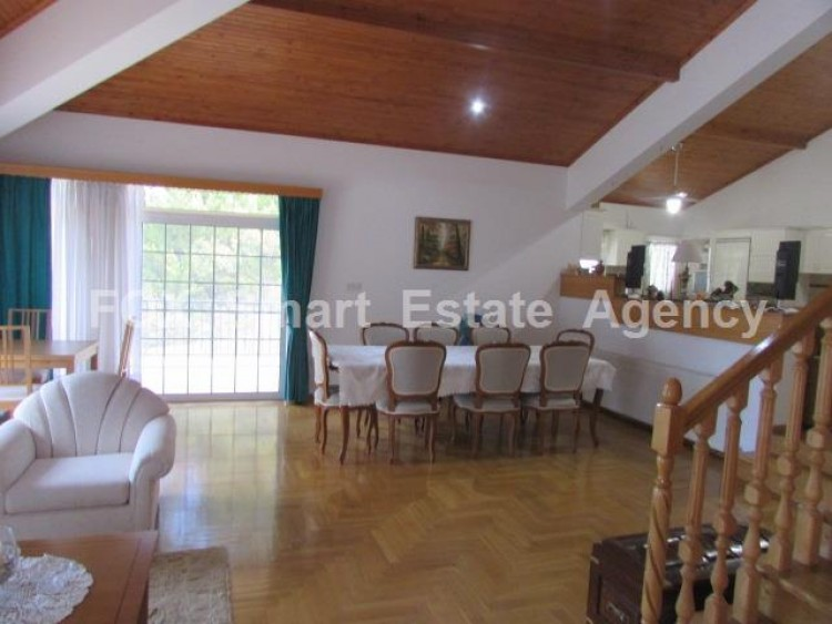 For Sale 3 Bedroom Detached House in Kapedes, Nicosia 3