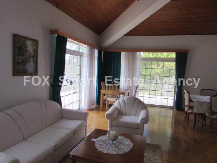 For Sale 3 Bedroom Detached House in Kapedes, Nicosia 4