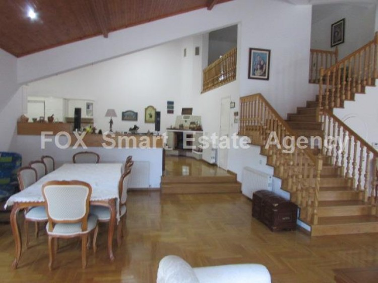 For Sale 3 Bedroom Detached House in Kapedes, Nicosia 5