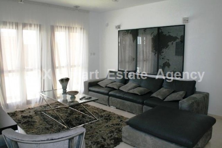 For Sale 2 Bedroom Semi-detached House in Aphrodite hills, Paphos 2