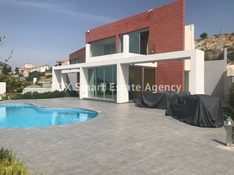 For Sale 5 Bedroom Detached House in Mouttagiaka, Limassol