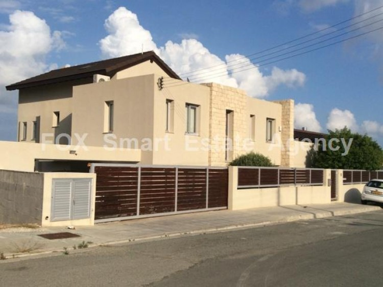 For Sale 5 Bedroom Detached House in Kolossi, Limassol 3