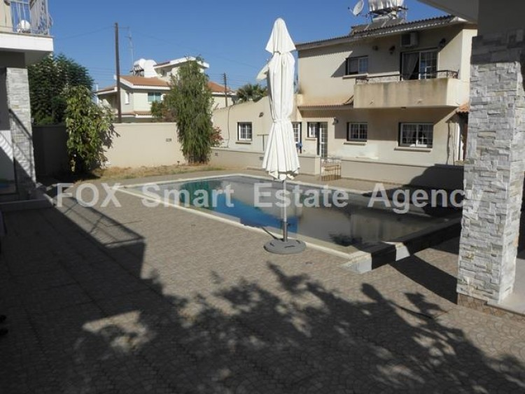 For Sale 3 Bedroom Detached House in Agios vasilios, Strovolos, Nicosia 11