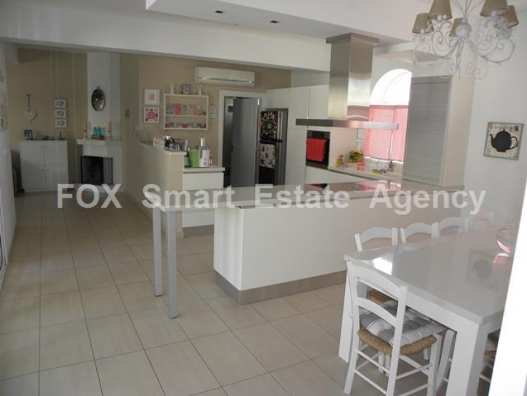For Sale 3 Bedroom Detached House in Agios vasilios, Strovolos, Nicosia 9
