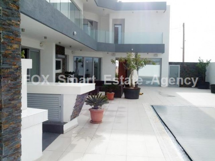 For Sale 4 Bedroom Detached House in Livadia larnakas, Larnaca 6