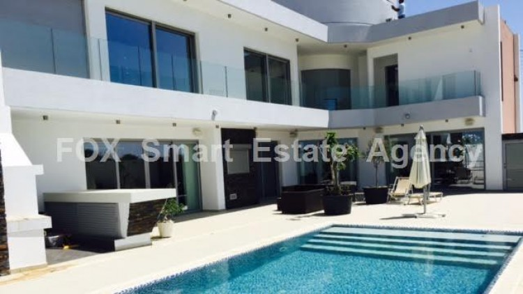 For Sale 4 Bedroom Detached House in Livadia larnakas, Larnaca 7