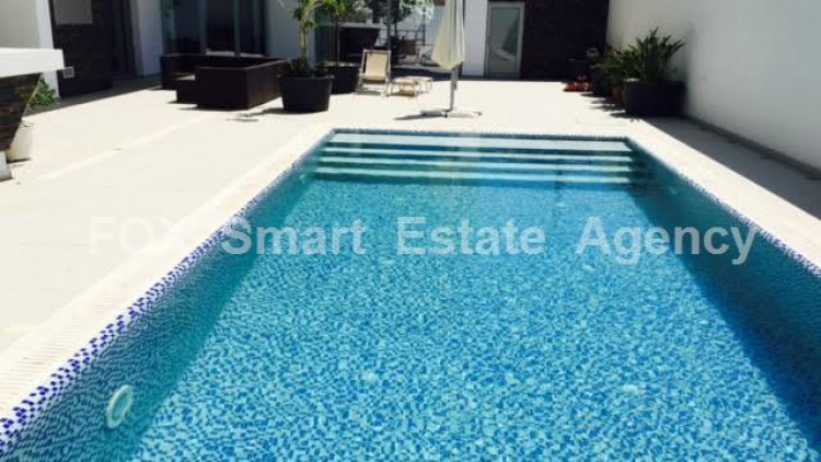For Sale 4 Bedroom Detached House in Livadia larnakas, Larnaca 8