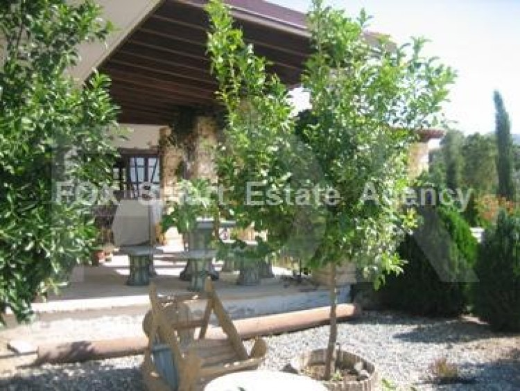 For Sale 4 Bedroom Detached House in Pyrgos lemesou, Limassol 13