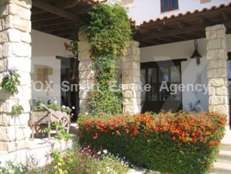 For Sale 4 Bedroom Detached House in Pyrgos lemesou, Limassol 3