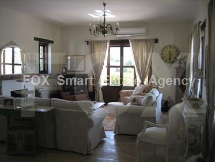 For Sale 4 Bedroom Detached House in Pyrgos lemesou, Limassol 4