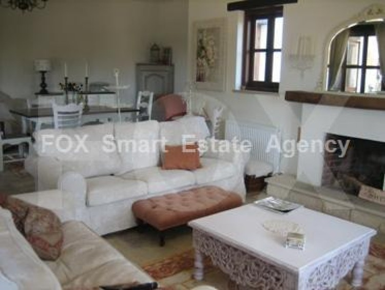For Sale 4 Bedroom Detached House in Pyrgos lemesou, Limassol 5