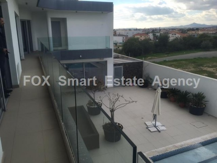 For Sale 5 Bedroom Detached House in Livadia larnakas, Larnaca 12