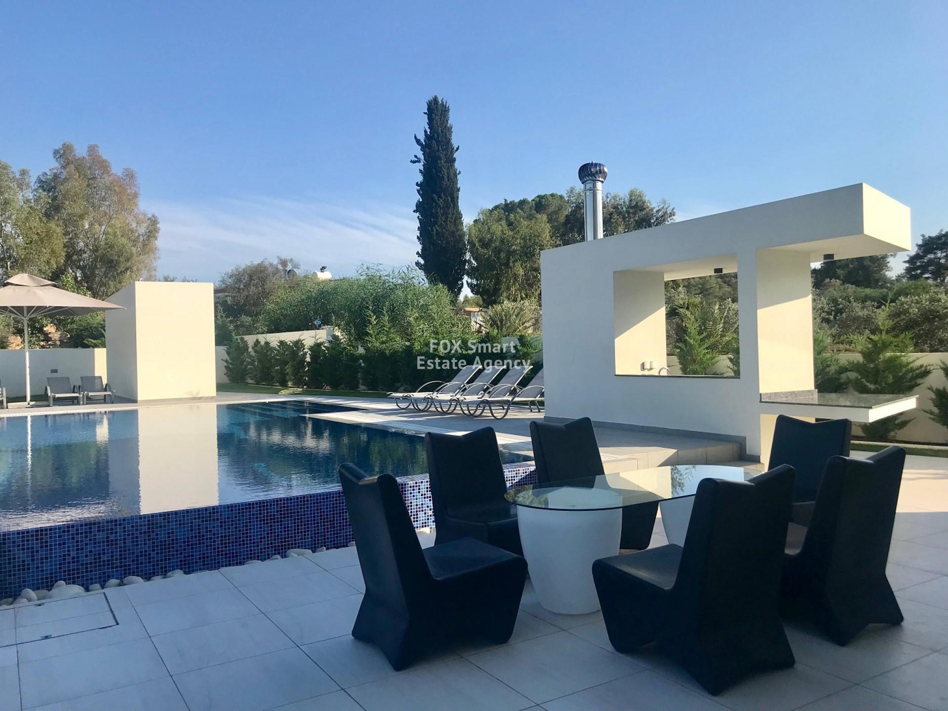 For Sale 5 Bedroom Detached House in Nicosia suburbs, Nicosia 13
