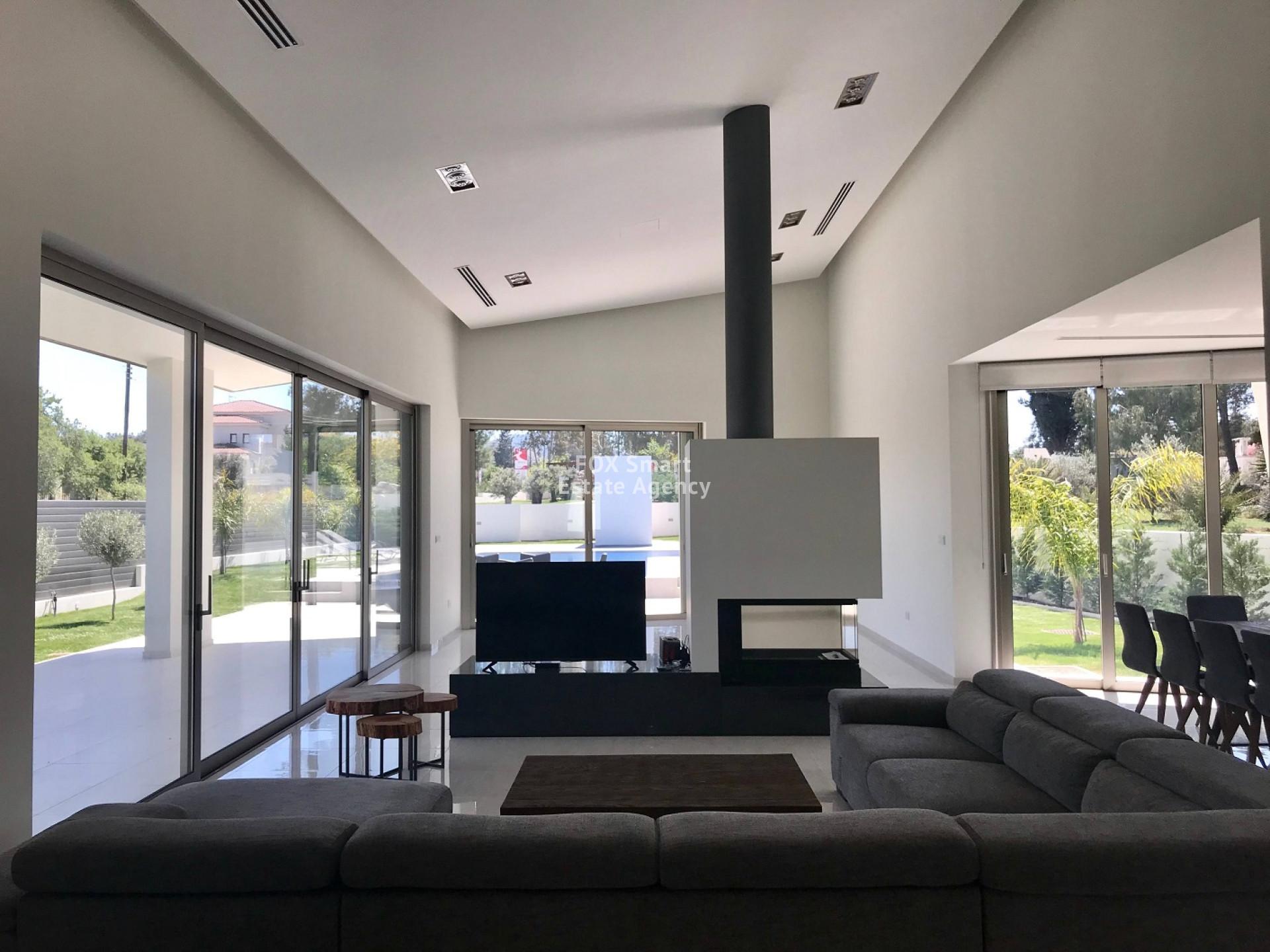 For Sale 5 Bedroom Detached House in Nicosia suburbs, Nicosia 16