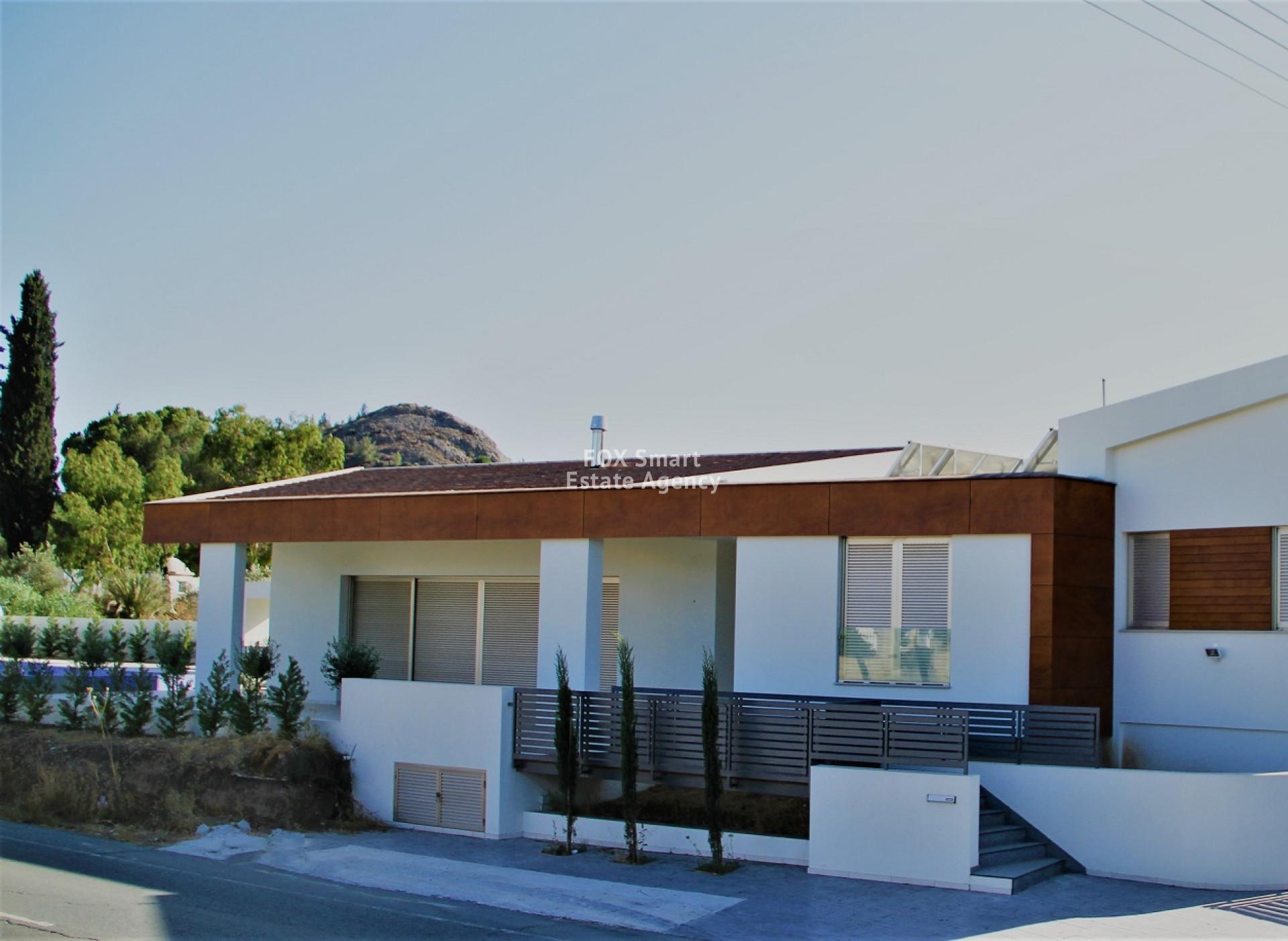 For Sale 5 Bedroom Detached House in Nicosia suburbs, Nicosia 2