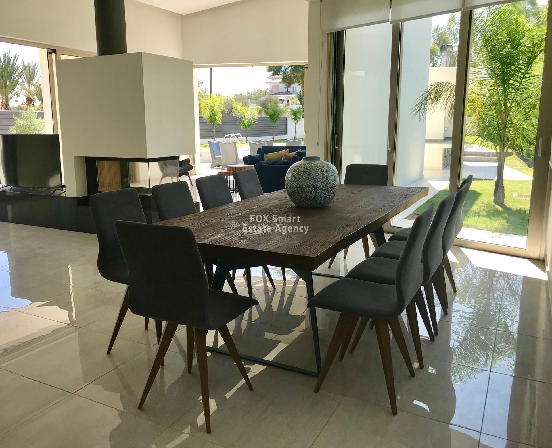 For Sale 5 Bedroom Detached House in Nicosia suburbs, Nicosia 21