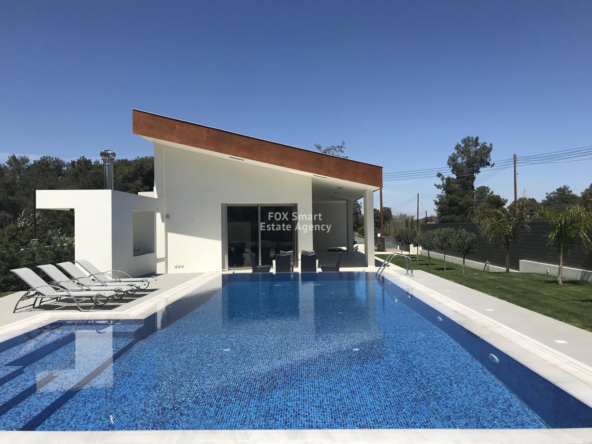 For Sale 5 Bedroom Detached House in Nicosia suburbs, Nicosia 6