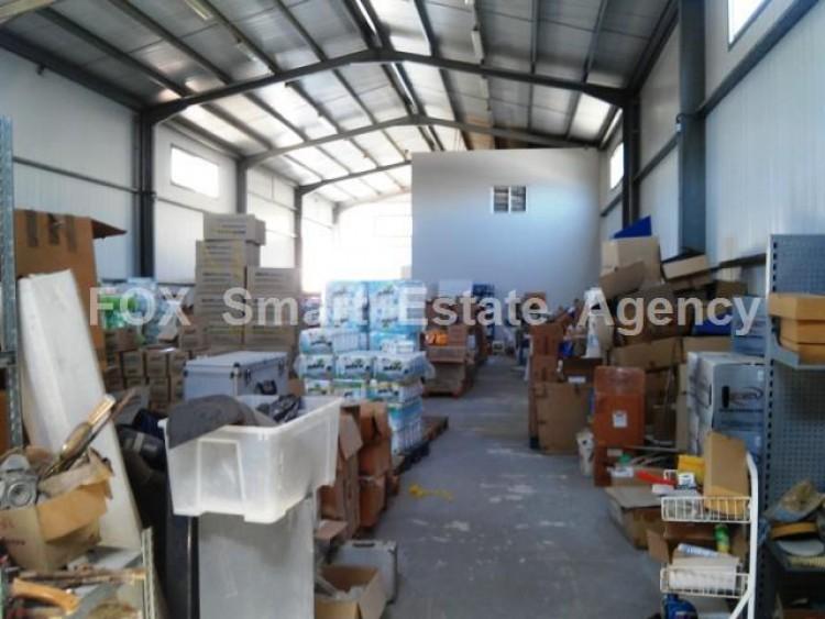 Warehouse / Factory in Panthea, Limassol 13