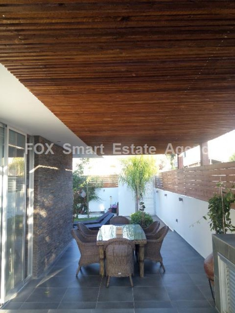 For Sale 4 Bedroom Detached House in Palodeia, Limassol 2